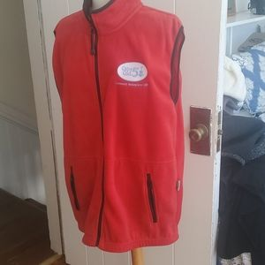 Vest for ICE SKATING COMPETITION